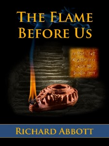 Cover - The Flame Before Us