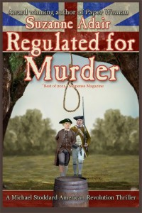 Cover - Regulated for Murder