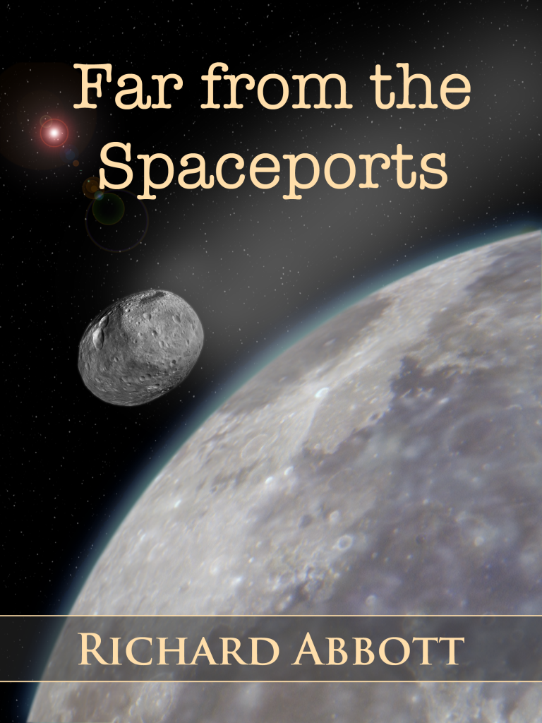 Cover - Far from the Spaceports