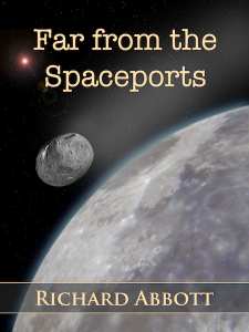 Far from the Spaceports Kindle cover