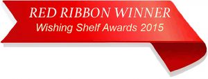 Wishing Shelf Book Awards Red Ribbon winner