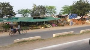 Agra Street Market