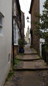 Robin Hood's Bay street