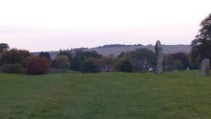 Avebury evening