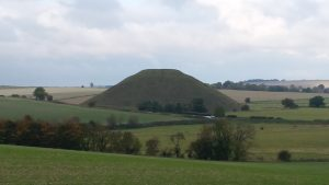 Silbury Hill, near Avebury