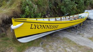 Gig Lyonnesse on St Agnes