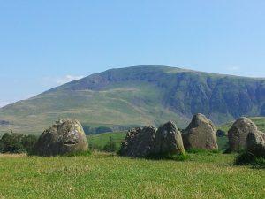 Castlerigg stone circle, Cumbria