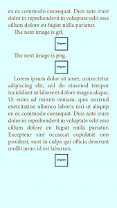 epub treatment of png and gif transparency