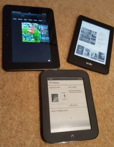 Kindle and Epub Devices