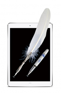 Quill pen device for tablet