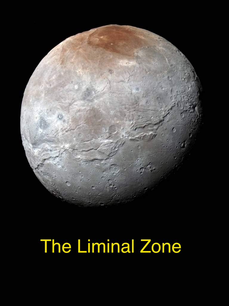 The Liminal Zone (temporary cover)
