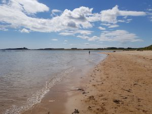 Embleton Bay, looking south