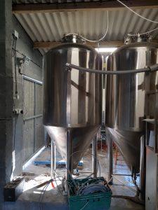 Fermentation vessels - Grasmere