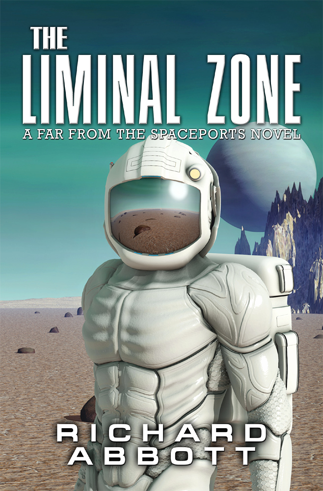 Kindle Cover - The Liminal Zone